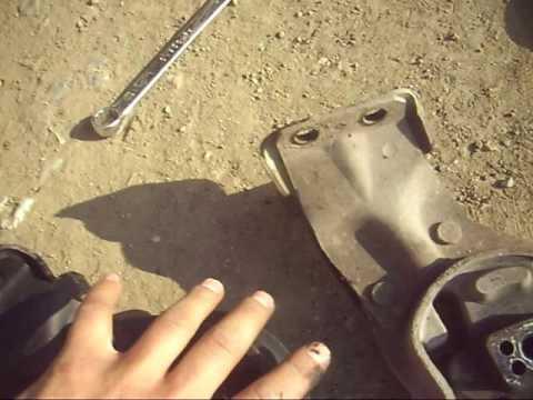 Замена подушки двигателя ваз 2109 своими руками