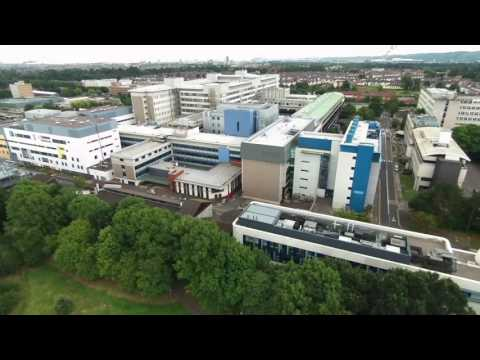 University Hospital Wales: The Adventures of Charlie Tango