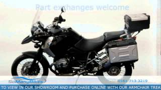 6. BMW R1200 GS TRIPLE BLACK Overview | Motorcycles for Sale from SoManyBikes.com