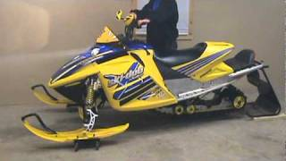 4. 2004 Ski Doo Rev 600 HO SDI RER XPS  Edition 2470 low miles for sale on ebay !