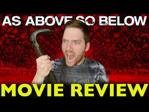 As Above So Below – Movie Review