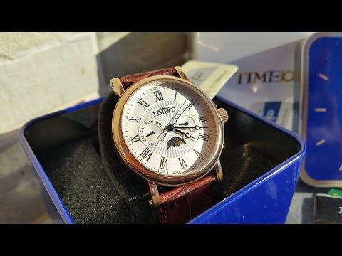 Orologio da polso da uomo - TIME100
