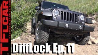 Jeep Wrangler Ghost Towns Wheelin' Adventure: Exploring Caribou Colorado - DiffLock Ep. 11 by The Fast Lane Car