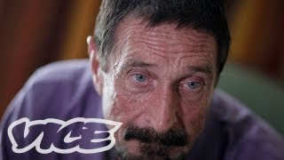BREAKING: John McAfee Picked up for Questioning