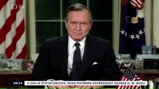 Pohřeb George H. W. Bushe