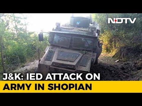 Three Soldiers Injured In IED Blast In Jammu And Kashmir's Shopian