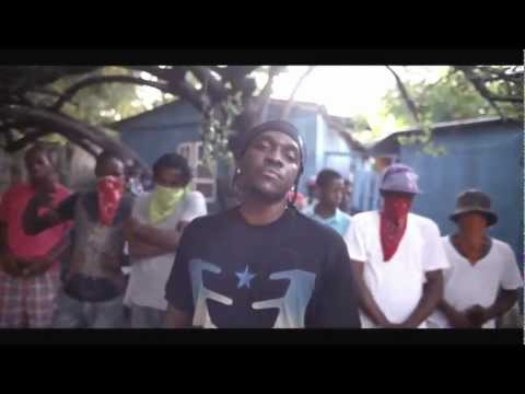 Pusha T  Ft. Popcaan- Blocka