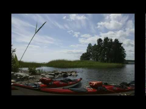 Dalsland - Gepcktour per Kajak durch Schweden. Glaskogen / Vrmland / Dalsland.