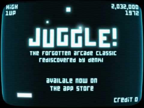 Video of Juggle! XHD
