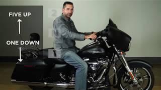6. Harley-Davidson Street Glide Orientation