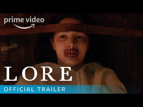 Lore Season 2 - Official Trailer | Prime Video
