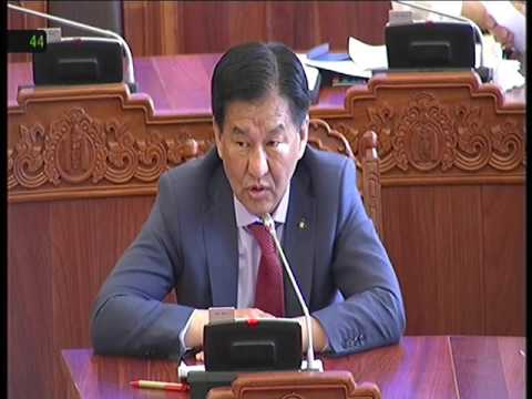 Ц.Даваасүрэн: Шүүх, прокурорын эрх мэдлийг нэмэхийн хэрээр тавих хяналтыг чангатгах хэрэгтэй