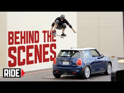 Tony Hawk Jumps Moving MINI Hardtop