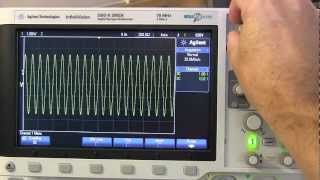 How to use an Oscilloscope #2 – How to acquire a signal