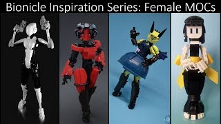 Video Bionicle Inspiration Series Ep 87 Female MOCs (2) MP3, 3GP, MP4, WEBM, AVI, FLV Mei 2019