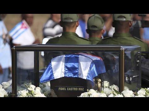 Κούβα: Στο κοιμητήριο της Σάντα Ιφιγένεια θα αναπαυθεί ο Φιντέλ Κάστρο