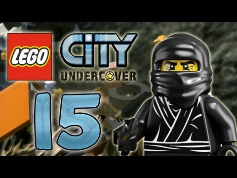 lego city undercover wii u complete playthrough chapter 8 the