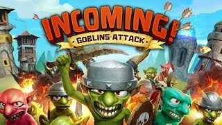 Incoming! Goblins Attack TD videosu