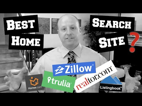 Best Real Estate Search Websites – Realtor.com, Zillow, Trulia Review