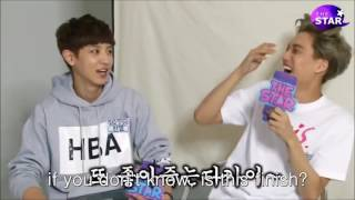 EXO Funny Moments 2017