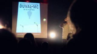Duval Mc - Live