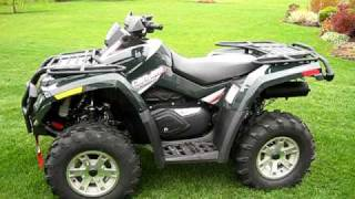 10. Can-Am Outlander 500 XT