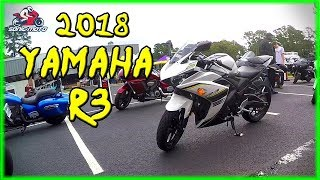 8. 2018 Yamaha R3 Ride and Review