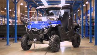 10. Brand New Yamaha Wolverine R Spec UTV Side By Side 2015 2016