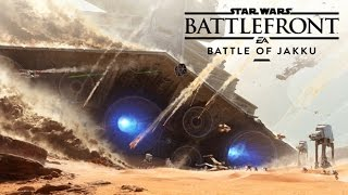 Star Wars Battlefront: Battle of Jakku Teaser Trailer