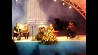 Ilkin Ehmedov, Tar:Sahib Pashazade, Kamanca:Xeyyam Memmedov IV Qebele Beynelxalq Musiqi Festivali