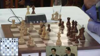 AMAZING QUEEN SACRIFICE FOR BEAUTIFUL CHECKMATE!! MAGNUS CARLSEN VS VISWANATHAN ANAND | BLITZ 2014