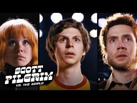 Scott Pilgrim Vs. The World - Official Trailer