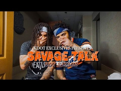 EOT SAVAGE - Savage Talk (Official Music Video) Prod. By Fr3akywade