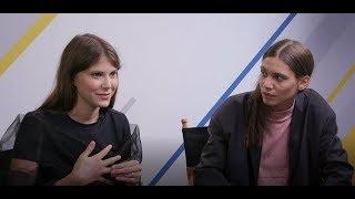 Nonton Eili Harboe  Kaya Wilkins And Joachim Trier Talk Thelma Film Subtitle Indonesia Streaming Movie Download