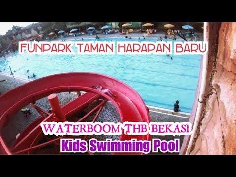 Download WaterBoom Bekasi THB Kolam Renang Taman Harapan Baru - Swimming Pool Indoor Outdoor Kids Water Slide hd file 3gp hd mp4 download videos