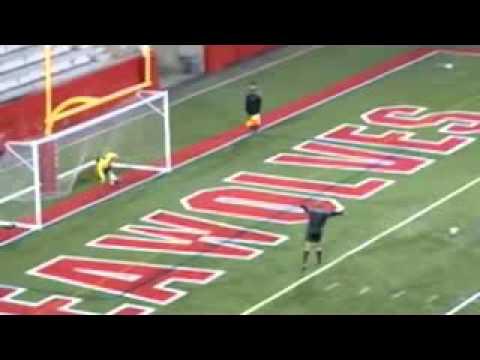 Calcio Americano:Umiliazione ad un Penalty.