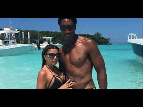 Scottie Pippen S Recently Single Wife Sporting No Ring