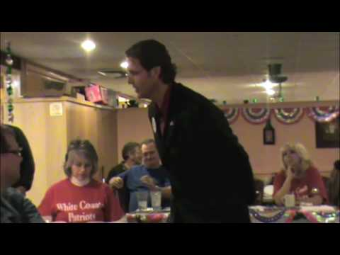 White County Tea Party Patriots interview Richard Behnay