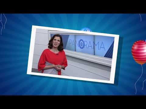 Ulbra TV 14 Anos  Mensagem de aniversário - Panorama / TV Cultura