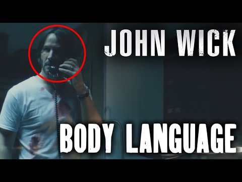 Body Language Analyst Reacts To John Wick Baba Yaga Scene