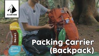 Video Packing Carrier Backpack MP3, 3GP, MP4, WEBM, AVI, FLV Desember 2017