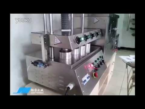 JH-615 Pizza cone forming making machine