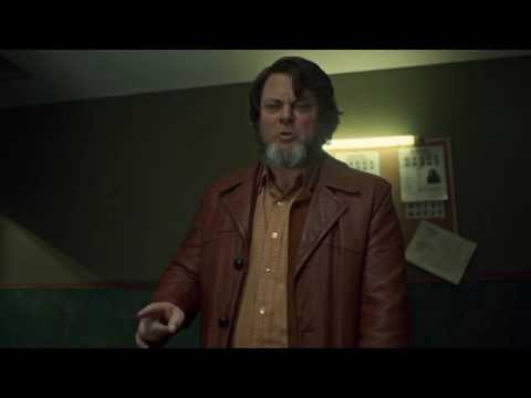 "Nick Offerman as ""Karl Weathers"" in Fargo - Drunken Rant"