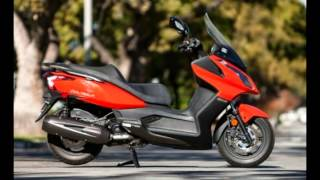 8. 2014 Kymco Downtown 300i Review