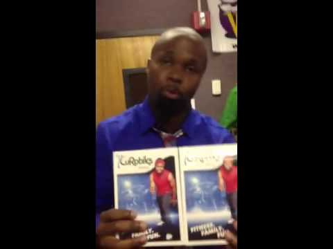 #TBT: Cupid talks about his NEW Exercise DVD