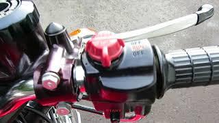6. 1975 Honda CB400F CB 400 Four Un Mothballed after 20+ Years