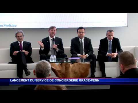 Lancement du Grace-Penn Medicine Concierge Service