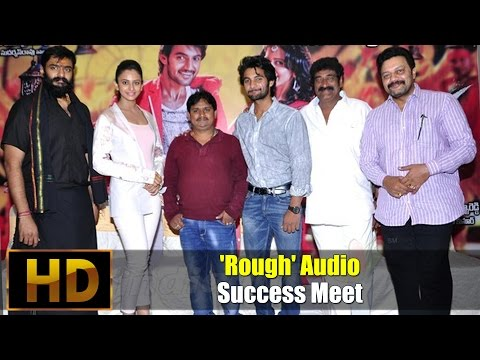 Rough Audio Success Meet