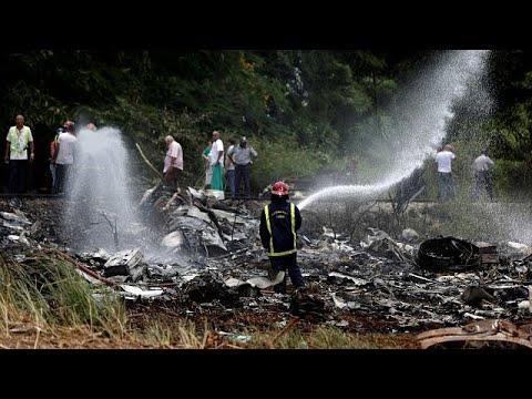Κούβα: Εκατό νεκροί- Τρεις επιζώντες από τη συντριβή Μπόινγκ 737…