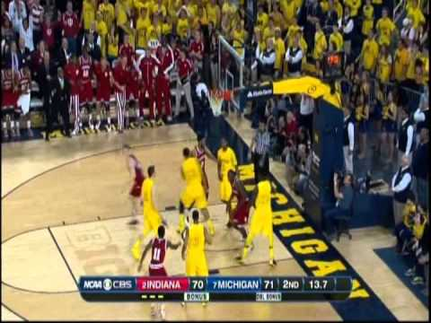 IU Beats Michigan